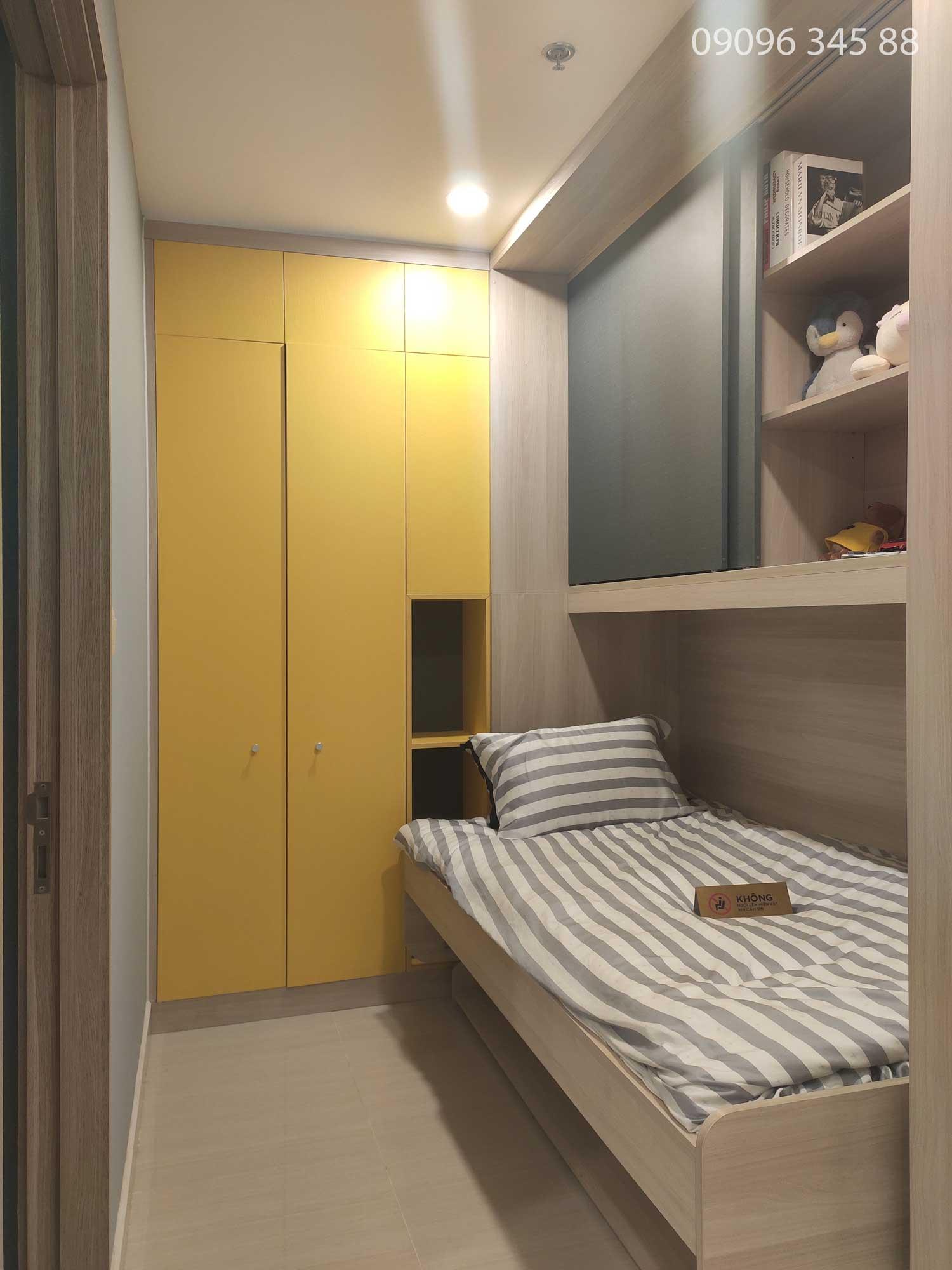 Căn hộ 1 phòng ngủ Vinhomes Ocean Park