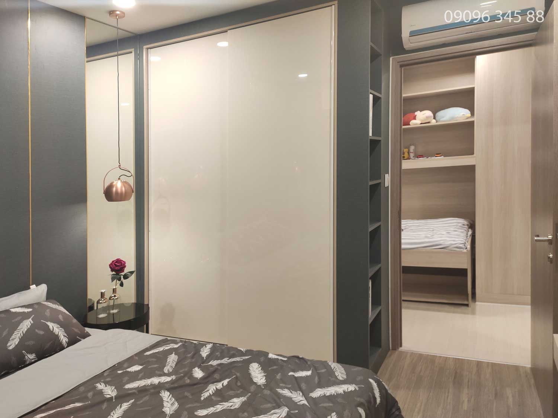 phòng ngủ Căn hộ 1 phòng ngủ Vinhomes Ocean Park